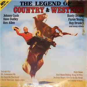 Various - The Legend Of Country & Western