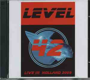 Level 42 - Live In Holland 2009