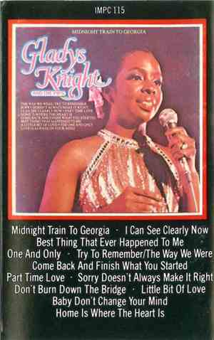 Gladys Knight And The Pips - Midnight Train To Georgia