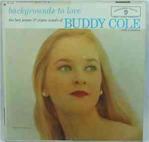Buddy Cole - Backgrounds To Love