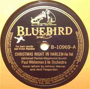 Paul Whiteman & His Orchestra - Christmas Night In Harlem / Fare-Thee-Well  ...