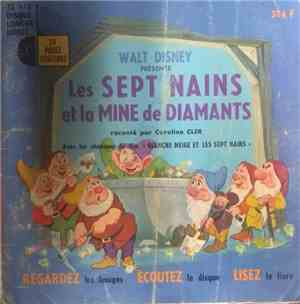 No Artist - Les Sept Nains Et La Mine De Diamants