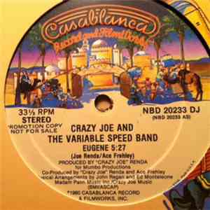 Crazy Joe & The Variable Speed Band - Eugene