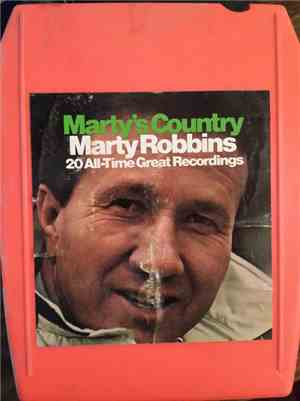 Marty Robbins - Marty's Country