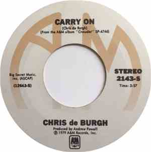 Chris de Burgh - Carry On