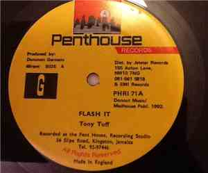 Tony Tuff - Flash It