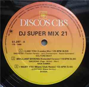 Various - DJ Super Mix 21
