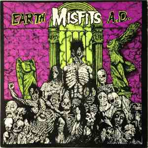 Misfits - Earth A.D. / Wolfs Blood