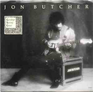 Jon Butcher - Goodbye Saving Grace