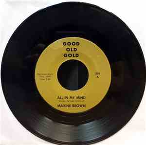 Maxine Brown, Presidents - All In My Mind/ 5-10-15-20 (25-30 Years Of Love)
