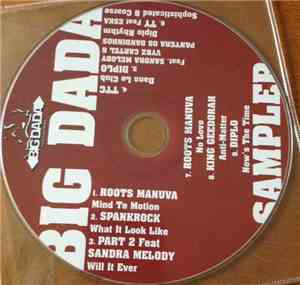 Various - Big Dada Sampler