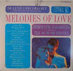 MGM Studio Orchestra - Melodies Of Love - Romantic Favorites