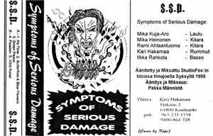 Symptoms Of Serious Damage - Demo ´96
