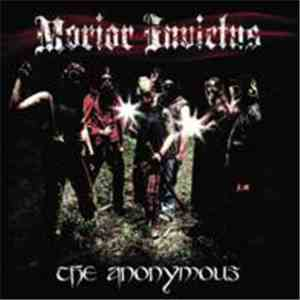 Morior Invictus - The Anonymous